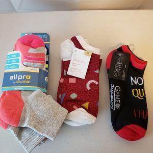 Bundle 12 pairs of socks